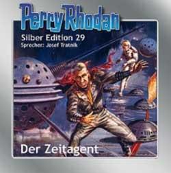 Perry Rhodan: Silberedition 29 - Der Zeitagent